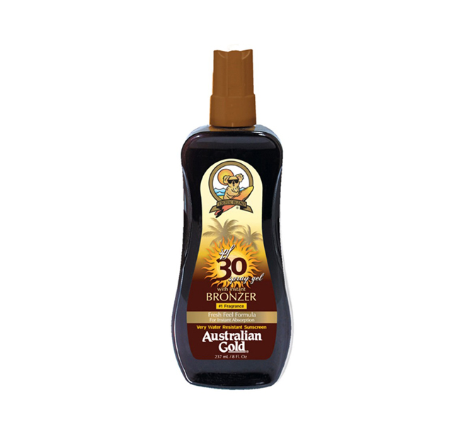 Australian Gold Bronzeador FPS 30