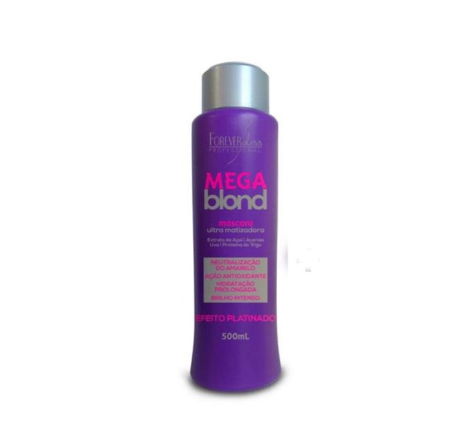 Forever Liss Mega Blond Ultra Matizador 500g