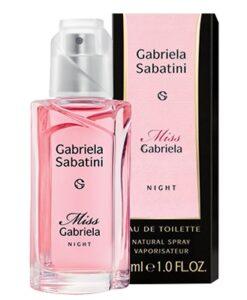 gabriela miss night