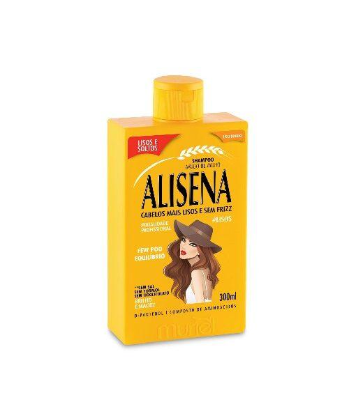 alisena shampoo
