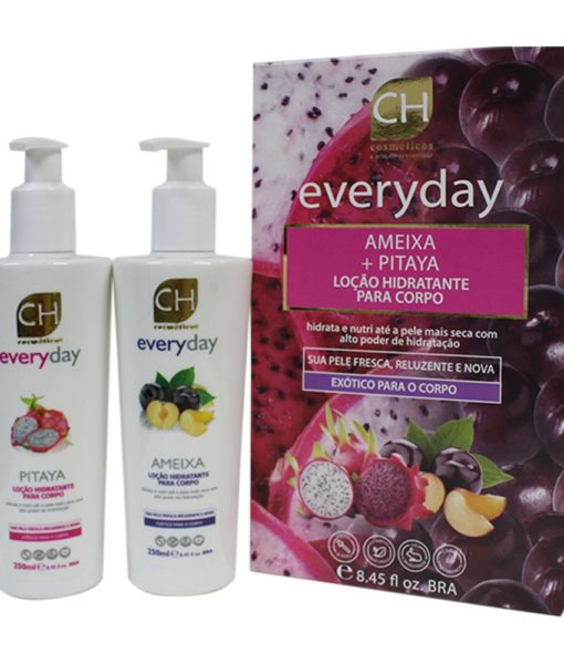 CH Cosmeticos Kit R$ 59,90