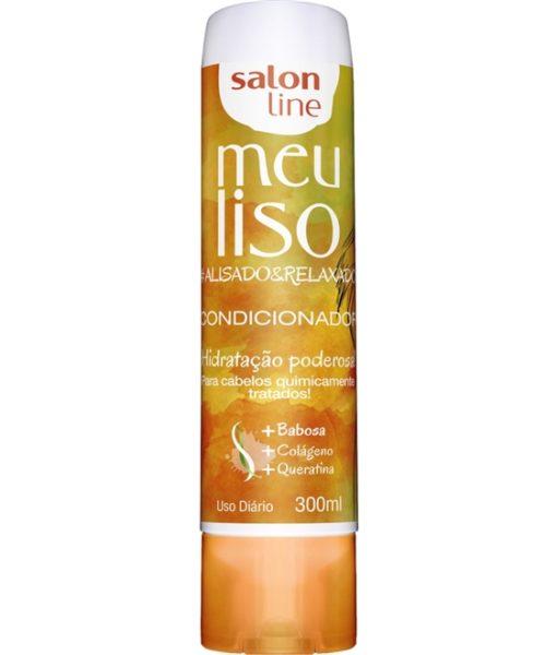 Salon Line Condicionador Meu Liso 300ml R$ 17,90